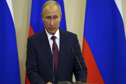 Putin:Teröristler Fırat'ın güneyinde çok sayıda ABD vatandaşını alıkoydu