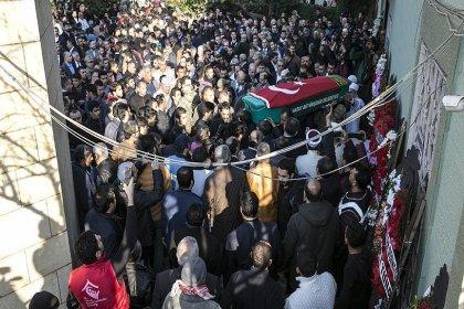 Roketli saldırıda hayatını kaybeden Fatma Avlar son yolculuğuna uğurlandı