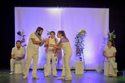 Romeo Juliet, Maltepe'de çocuklar için sahnelendi