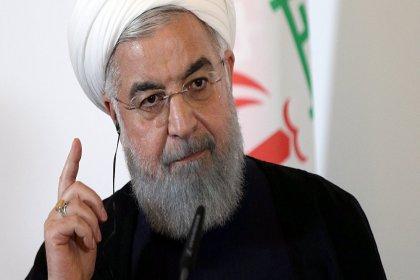 Ruhani'den Trump'a: Aslanın kuyruğuyla oynama, pişman olursun