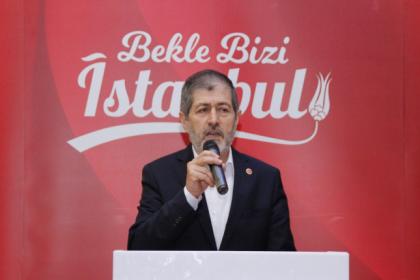 Saadet Partili Sevim: İstanbul'a ihanete son vereceğiz