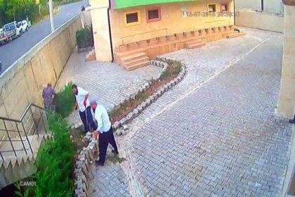 Sakarya Valiliği: Olayı Kuran kursu görevlileri bahçelerini genişletmek amacıyla yapmış, hırsızlık yok