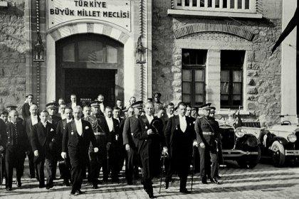 Saltanatın kaldırılmasının 96. yıl dönümü