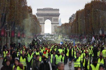 Sarı Yelekliler protestosu Kanada'ya sıçradı