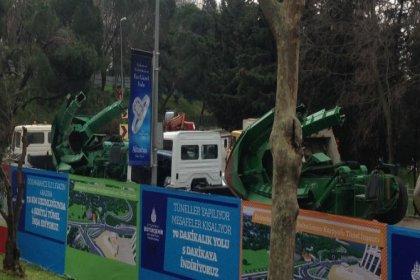 Savunma 18.30'da 'Maçka Parkı'na çağırıyor: Maçka Parkı Hepimizin