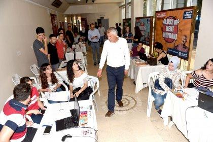 Seyhan Belediyesi'nden öğrencilere ücretsiz tercih danışmalığı