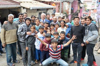 Şişli Belediye Başkanı Hayri İnönü'ye 'En Roman Dostu Belediye Başkanı Ödülü'