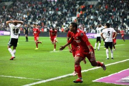 Sivasspor, Beşiktaş'ı 2-1 mağlup etti