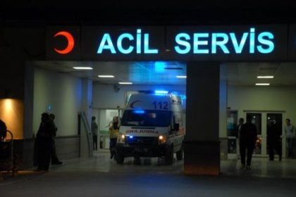 Sivas'ta otobüs devrildi: 16 yaralı
