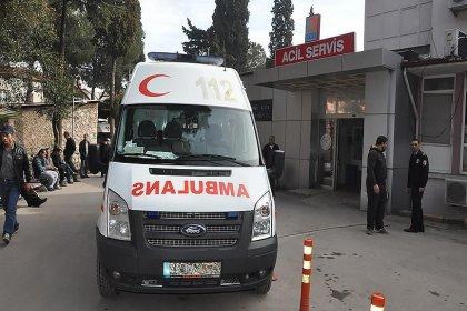 Soma'da kömür madeninde göçük: 11 işçi yaralandı
