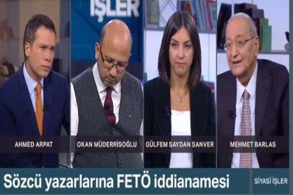 Sözcü'ye FETÖ davasına Mehmet Barlas bile isyan etti