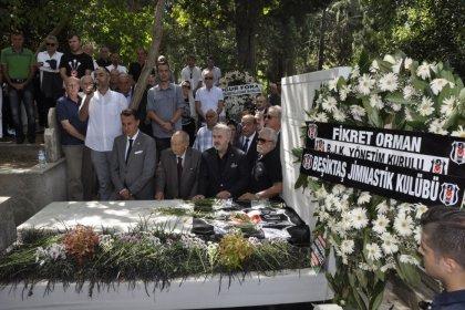Süleyman Seba, ölümünün 4. yılında mezarı başında anıldı