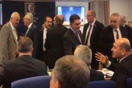 Süleyman Soylu ile HDP'li milletvekilleri arasında Afrin tartışması