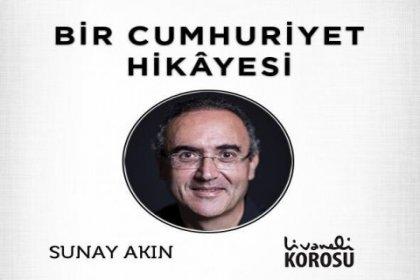 Sunay Akın'ın 'Bir Cumhuriyet Hikâyesi', Beylikdüzü'nde sahnelecek