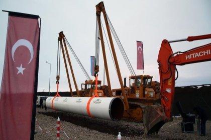 TANAP'tan ilk ticari gaz sevkiyatı Temmuz ayında başlayacak