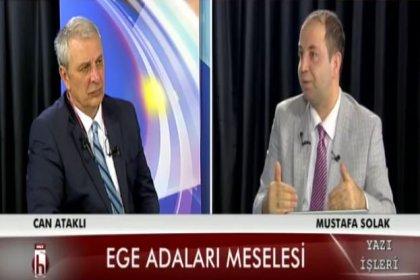 Tarihçi Mustafa Solak: Cumhuriyet 1923'te kuruldu, 2023'te kaldırılacak; Laik, sosyal, hukuki anlamda bir cumhuriyet olmayacak