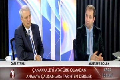 Tarihçi Mustafa Solak: Ümmete dayalı tarih anlayışı yerleştirilmek isteniyor