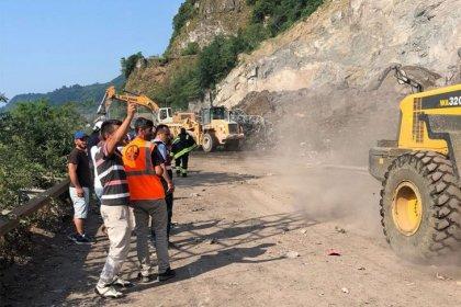 Taş ocağı patlamasından yaralı kurtulan işçi: Şef uyarımızı önemsemedi