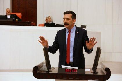 TİP Genel Başkanı Erkan Baş: Bütçenin özeti halktan alıp Saray'a vereceğiz