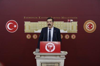 TİP Genel Başkanı Erkan Baş; Halkı seçim sürecinde tuzağa çekmeye çalışıyorlar