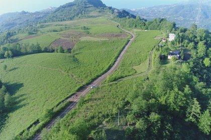Trabzon'da dağın zirvesine organize sanayi bölgesi kurulacak