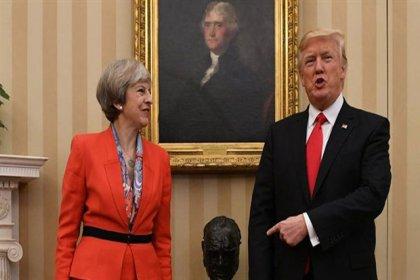 Trump: Brexit Anlaşması ABD-İngiltere ticaretini tehdit ediyor