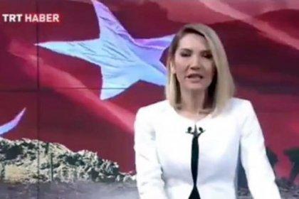 'TSK sivilleri vuruyor' diyen TRT spikeri 'sehven oldu' deyip özür diledi, TRT inceleme başlattı