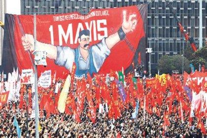 Türk-İş 1 Mayıs'ı Hatay'da, Birleşik Metal-İş Taksim'de kutlayacak