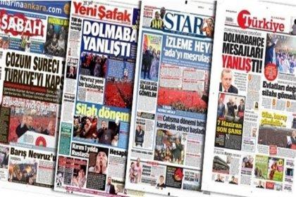 Türk medyası 'uydurma' haberde başı çekiyor, hükümet yanlısı medyaya güvenilmiyor