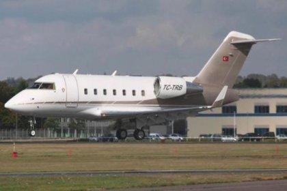 Türk özel jeti İran'da düştü; Uçakta bulunan 11 kişi öldü