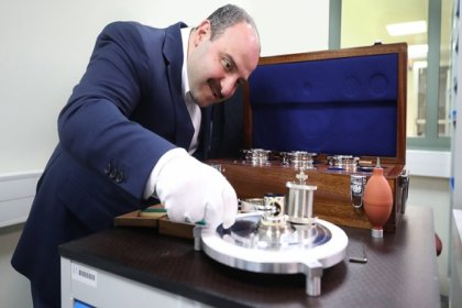 Türkiye 'kilogram' tanımında değişikliğe gidiyor