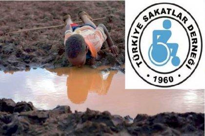 """Türkiye Sakatlar Derneği, Gambiya'da su kuyusu açıyor: """"Engellerimiz yardım eli uzatmamıza engel değil"""""""