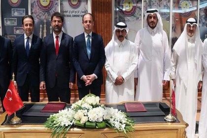 Türkiye ve Katar arasında 15 milyar dolarlık yatırım için ilk adım