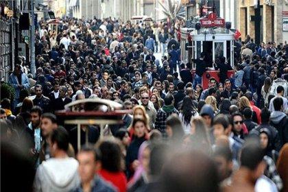 Türkiye'de bulunan yabancı sayısı 713 bin 675 oldu
