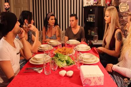 Türkiye'de ilk: LGBT yemek yarışması başladı