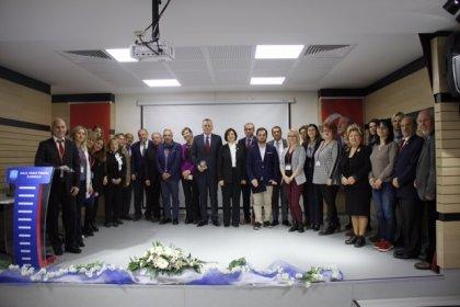 ''Türkiye'de İnsan Hakları Konusunda Çalışmalar Toplantısı'' Bakırköy'de yapıldı