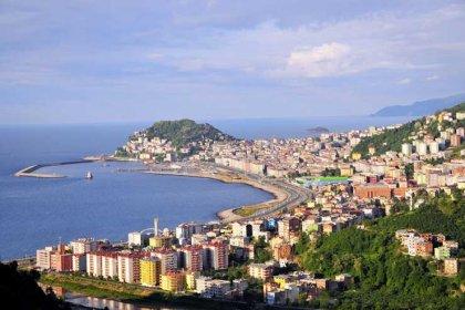 Türkiye'deki havası temiz tek kent Giresun