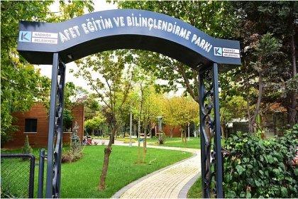 Türkiye'nin ilk Afet Eğitim ve Bilinçlendirme Parkı Kadıköy'de açılıyor
