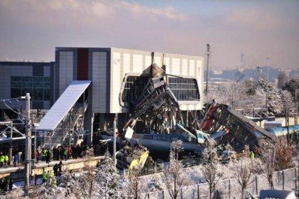 Üç büyüklerden Ankara'daki tren kazası için taziye mesajı