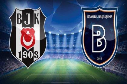 UEFA Avrupa Ligi 3. ön eleme turu: Beşiktaş ve Başakşehir tur için sahada