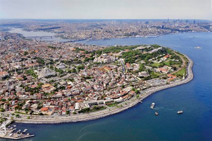 UNESCO Türkiye'yi uyardı: Tarihi yarımadanın yüzde 90'ı imar barışında