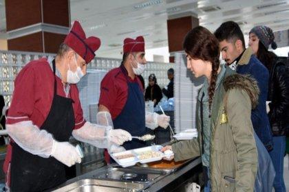 Üniversite yemekhanesinde zehirlenmeler sonrası karar: Her gün bir öğretim görevlisi öğrencilerle yemek yiyecek