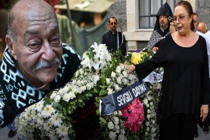 Ünlü yönetmen Aram Gülyüz son yolculuğuna uğurlandı
