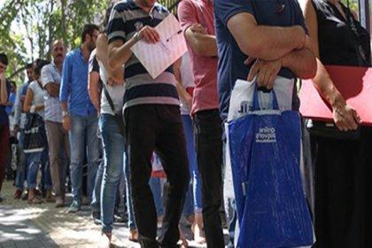 Urfa'da 2 bin kişilik işe 32 bin 597 kişi başvurdu