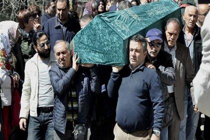 Usta oyuncu Dursun Ali Sarıoğlu son yolculuğuna uğurlandı