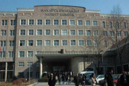 Uzaklaştırma alana Ankara Üniversitesi'nin kapıları kapatıldı!