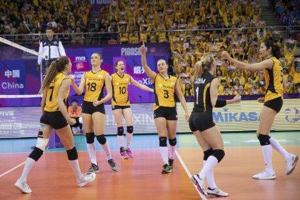 VakıfBank, 3. kez dünya şampiyonu oldu