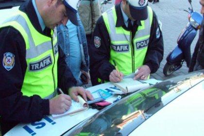 Vatandaşı şaşkına çeviren trafik cezaları Meclis gündeminde