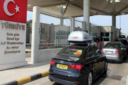 Yabancı plakalı araçlar için ücretsiz geçiş kaldırıldı