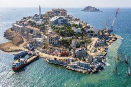 Yassıada'nın betonlaşması projesi 5 ay sonra tamamlanacak, maliyeti 500 milyon lirayı bulacak